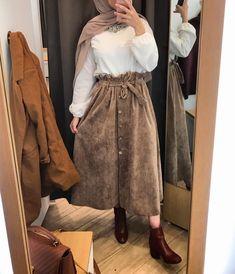 Modest fashion 697706167251664050 - Super Fashion Hijab Outfits Dresses Ideas Source by Modest Fashion Hijab, Modern Hijab Fashion, Casual Hijab Outfit, Hijab Fashion Inspiration, Hijab Chic, Muslim Fashion, Modest Outfits, Skirt Fashion, Dresses For Hijab