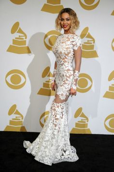 56th Grammy Awards – What the Celebrities Wore