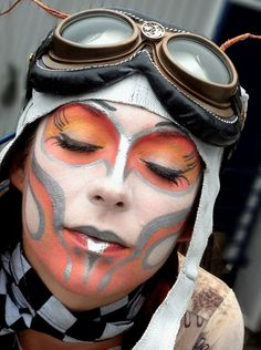 Hire our walk around and add fun and whimsy to your event! Children's Entertainers, Steampunk Makeup, Outdoor Events, Steam Punk, Scientists, Futuristic, Halloween Face Makeup, Walking, Party Ideas