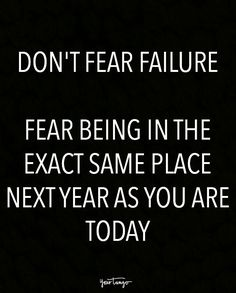 """""""Don\'t fear failure. Fear being in the exact same place next year as you are today."""" .#raionesmm #raionemanager #socialmediamanager #socialmedia #SocialMediaAgency #SocialMediaStrategy #SocialMediaAgency #business #smm #success #seo #motivation #impressions #strategy #content #inspiration #freelance #advertising #manager"""