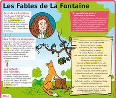 Fiche exposés : Les Fables de La Fontaine