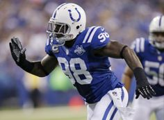 Robert Mathis, Indianapolis Colts