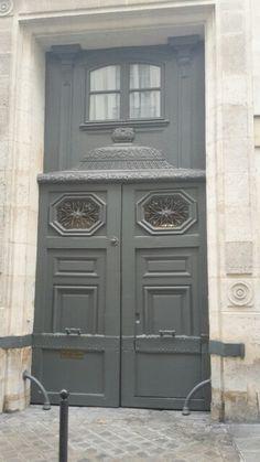 Rue de Verneuil Paris