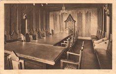 Sckopp, Ferdinand und Wilhelm Vortmann - Verwaltungsgebäude für den Deutschnationalen Handlungsgehilfen-Verband, Sitzungszimmer (Headquarters of the German Clerks Association, meeting room), Hamburg, 1927-31