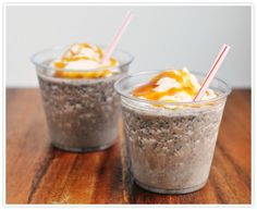 Recipe: Drink / White Chocolate Caramel Mocha Cookie Iced Coffee Chiller Recipe - tableFEAST