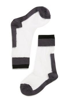 Mesh socks
