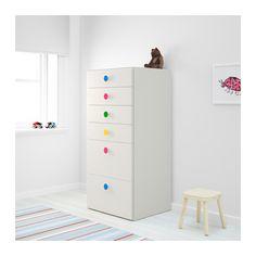 СТУВА / ФОЛЬЯ Комбинация для хранения с ящиками  - IKEA