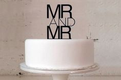 Our Favorite Wedding Cake Toppers - Bummed Bride