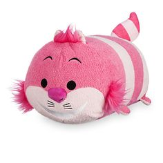 Cheshire Cat ''Tsum Tsum'' Plush - Alice in Wonderland - Medium - 11''