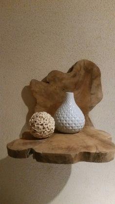 Wandplankjes handgemaakt