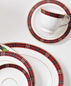 Lenox  Signature Tartan for Brooks Brothers . Christmas DinnerwareChristmas ... & HYACINTHS FOR THE SOUL: Hopping Down the Tartan Trail | PLAID-i ...