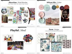 Patternbank are excited to introduce our latest print trend tool that focuses on home for SS17. Our interiors team have been researching and analysing the world of design, art and pattern to create this essential print trend report. With over 70 pages of inspirational mood, colour and pattern trend intelligence, this print trend forecast aims to assist and inspire with all your new season developments.4 macro trends, 16 print stories and 32 print direction pagesOver 70 pages of…