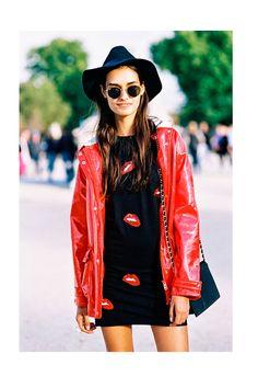 El estilo de Gizele Oliveira - Style Lovely