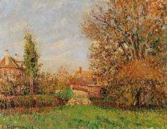 Camille Pissarro, Otoño.