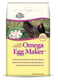 Manna Pro Omega Egg Maker Supplement 5 lb -- To view further for this item, visit the image link.Note:It is affiliate link to Amazon.