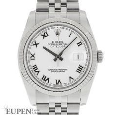 Rolex Oyster Perpetual Datejust Ref. 116234 LC100 R-3284