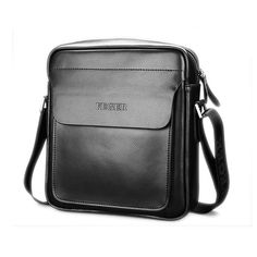 (47.45$)  Watch here - http://aiszq.worlditems.win/all/product.php?id=32741214407 - Large Black Men Messenger Bags Leader 2016 Fashion Men's Split Leather Bag Man Bag Satchel Business Briefcase Crossbody Handbags
