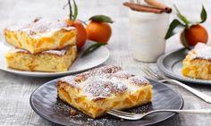 Schneller Mandarinenkuchen vom Blech