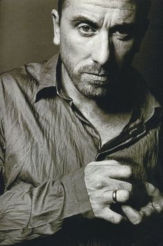 Tim Roth. The guy has a permanent ticket to my cool-list for his participation in Reservoir Dogs and Pulp Fiction.