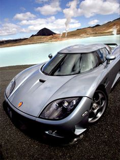 cool koenigsegg silver 2 images