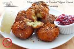 Deep Fried Brie Food to Make in the Butterball Turkey Fryer