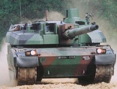 8e4c7b803ab3 The main battle tanks of Western African States (part — Leclerc «  Encyclopedia of safety