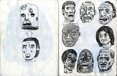 Jack Teagle: monsters