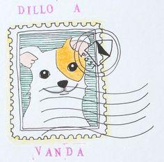 Le avventure di Vanda: la posta di Vanda