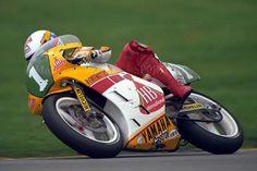 Carlos Lavado Venemotos Yamaha 250cc