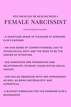 Stephanie Lyn Coaching - Private Coaching and Online Coaching options Narcissist And Empath, Narcissistic People, Narcissistic Mother, Narcissistic Behavior, Narcissistic Abuse Recovery, Narcissistic Sociopath, Personality Psychology, Personality Disorder, Psychology Facts