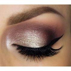Abend Augen (Beauty Nails Pink)