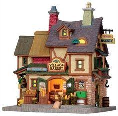 Lemax 10in Porcelain Village Building... for only $35.99