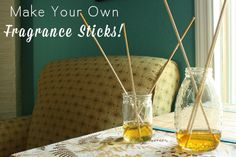 Make your own DIY fragrance sticks on the cheap!
