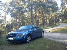 Audi TT. Beautifull car, my car.