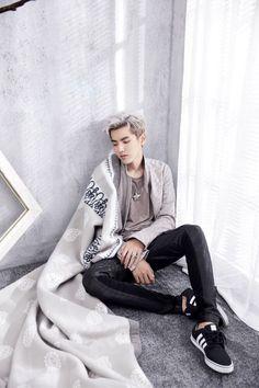 070317 - Kris Wu - Mercury Home Textiles Photoshoot 2017 Park Chanyeol, Baekhyun, Kris Wu, Chen, Rapper, Kim Minseok, Wu Yi Fan, Yixing, Kpop