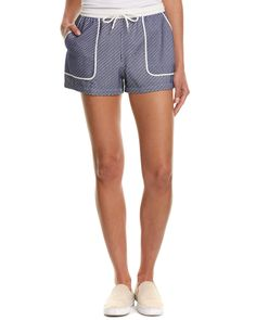 Rebecca Minkoff Valencia Silk-Blend Embroidered Short is on Rue. Shop it now.