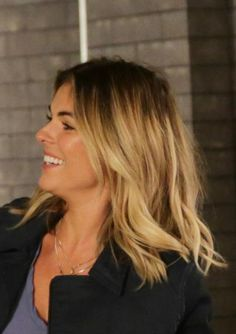 Serinda Swan's hair from Chicago Fire - in love! Serinda Swan, Hair Skin Nails, Chicago Fire, Hairspray, Ombre Hair, True Beauty, Cut And Color, Hair Colors, Hair Inspo