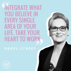 The Pool | Life - Today I'm Channelling Meryl Streep