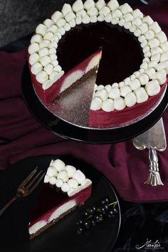 Johannisbeer-Mascarpone Torte 9