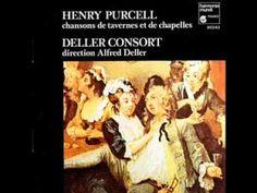 Henry Purcell- Chansons de Tavernes et de Chapelles- Deller