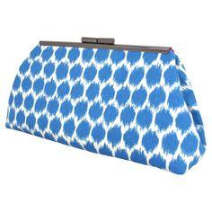 Corinth Clutch blue