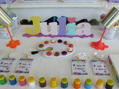 Tema da Festa: Pintando o Sete! ~ Guia Tudo Festa - Blog de Festas - dicas e ideias!