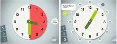 """App der Woche für iPhone, iPad und iPod Touch """"Ich lerne die Uhr (von urbn…"""
