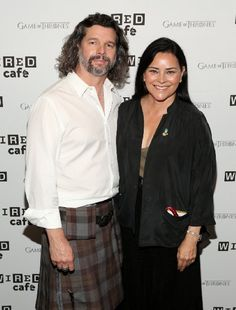 Pictures & Photos of Ronald D. Moore - IMDb= along with Diana Gabaldon