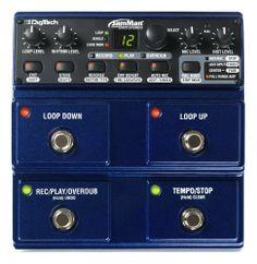 DigiTech JML2 JamMan Stereo Looper Pedal by DigiTech. $241.66. Save 46% Off!