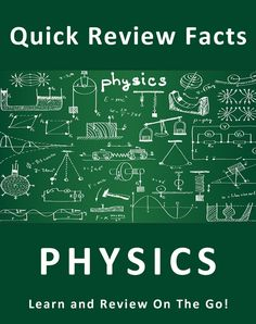 Vectors and Motion - Quick Physics Review and OutlineLearn and review on the go! Use Quick Review Physic Notes to help you learn or brush up on the subject quickly. You can use the review notes as a reference, to understand the subject better and improve your grades. Easy to remember facts to help