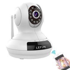 Monitor-Baby-Video-WiFi-Wireless-Camera-Video-Recording-Play-Plug-Pan-Digital