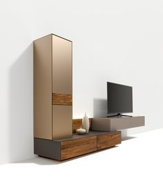 Cubus Pure Wall Storage System By TEAM 7 Wall Storage