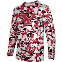 ProSphere Men's Youngstown State University Camo Long Sleeve Tech Tee