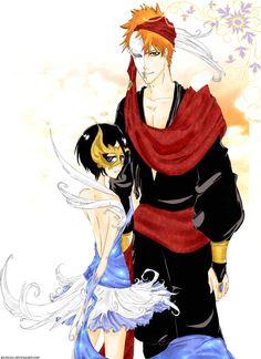 Bleach Rukia and Ichigo Pregnant | Galería a los fans de ♥ IchiRukia ♥